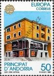 Stamp Andorra (Spanish) Catalog number: 215