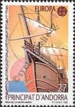 Stamp Andorra (Spanish) Catalog number: 226