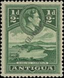 Stamp Antigua and Barbuda Catalog number: 78