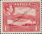 Stamp Antigua and Barbuda Catalog number: 79