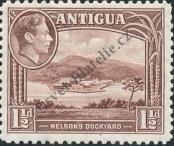 Stamp Antigua and Barbuda Catalog number: 80