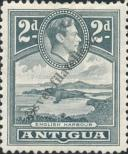 Stamp Antigua and Barbuda Catalog number: 81