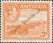 Stamp Antigua and Barbuda Catalog number: 83