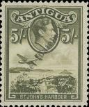 Stamp Antigua and Barbuda Catalog number: 87