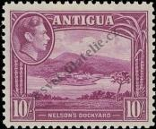 Stamp Antigua and Barbuda Catalog number: 88