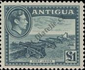 Stamp Antigua and Barbuda Catalog number: 89