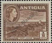Stamp Antigua and Barbuda Catalog number: 101