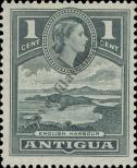 Stamp Antigua and Barbuda Catalog number: 102