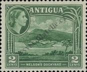 Stamp Antigua and Barbuda Catalog number: 103