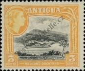 Stamp Antigua and Barbuda Catalog number: 104