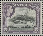 Stamp Antigua and Barbuda Catalog number: 106