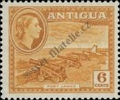 Stamp Antigua and Barbuda Catalog number: 107