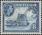 Stamp Antigua and Barbuda Catalog number: 108