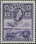 Stamp Antigua and Barbuda Catalog number: 109