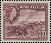 Stamp Antigua and Barbuda Catalog number: 112