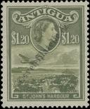 Stamp Antigua and Barbuda Catalog number: 113