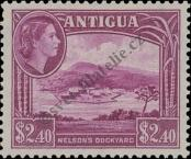 Stamp Antigua and Barbuda Catalog number: 114