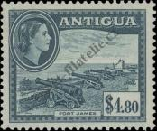 Stamp Antigua and Barbuda Catalog number: 115