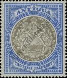 Stamp Antigua and Barbuda Catalog number: 19