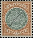Stamp Antigua and Barbuda Catalog number: 20