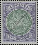 Stamp Antigua and Barbuda Catalog number: 23