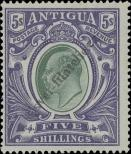 Stamp Antigua and Barbuda Catalog number: 25