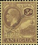 Stamp Antigua and Barbuda Catalog number: 38