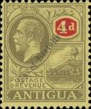Stamp Antigua and Barbuda Catalog number: 39