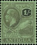 Stamp Antigua and Barbuda Catalog number: 40