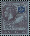 Stamp Antigua and Barbuda Catalog number: 41