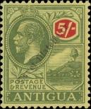 Stamp Antigua and Barbuda Catalog number: 43