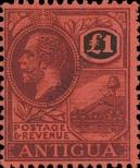 Stamp Antigua and Barbuda Catalog number: 44