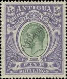 Stamp Antigua and Barbuda Catalog number: 34