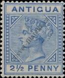 Stamp Antigua and Barbuda Catalog number: 13