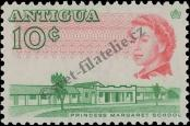 Stamp Antigua and Barbuda Catalog number: 163/A