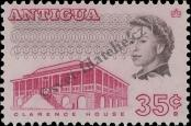 Stamp Antigua and Barbuda Catalog number: 166/A