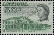 Stamp Antigua and Barbuda Catalog number: 167/A