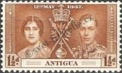 Stamp Antigua and Barbuda Catalog number: 76