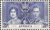 Stamp Antigua and Barbuda Catalog number: 77