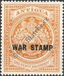 Stamp Antigua and Barbuda Catalog number: 37