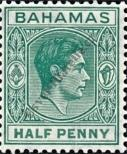 Stamp Bahamas Catalog number: 103