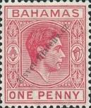 Stamp Bahamas Catalog number: 104