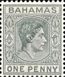 Stamp Bahamas Catalog number: 105