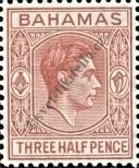Stamp Bahamas Catalog number: 106