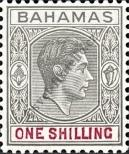 Stamp Bahamas Catalog number: 117