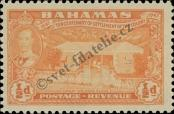 Stamp Bahamas Catalog number: 137
