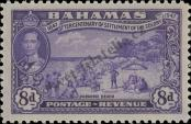 Stamp Bahamas Catalog number: 145