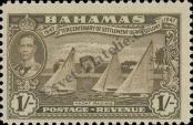 Stamp Bahamas Catalog number: 147