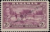 Stamp Bahamas Catalog number: 148