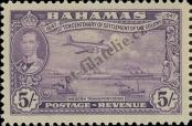 Stamp Bahamas Catalog number: 150